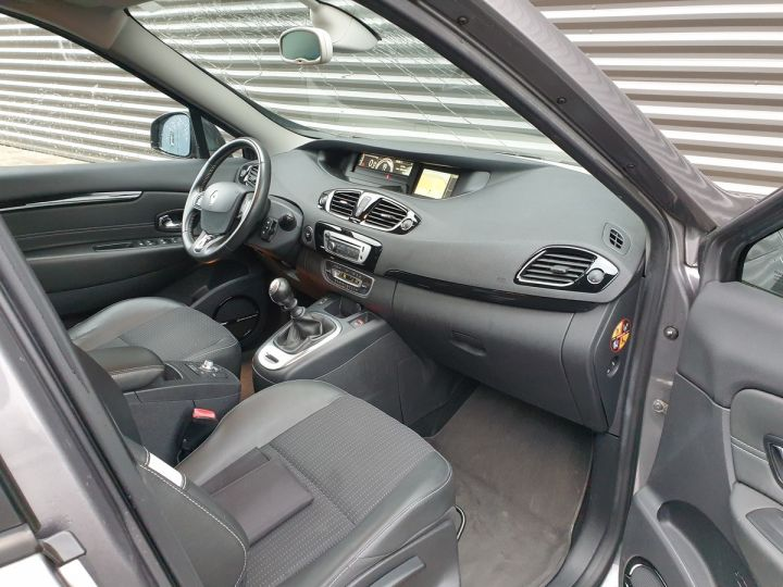 Renault Grand Scenic 3 1.5 dci 110 energy bose 7pl Gris Anthracite Occasion - 7