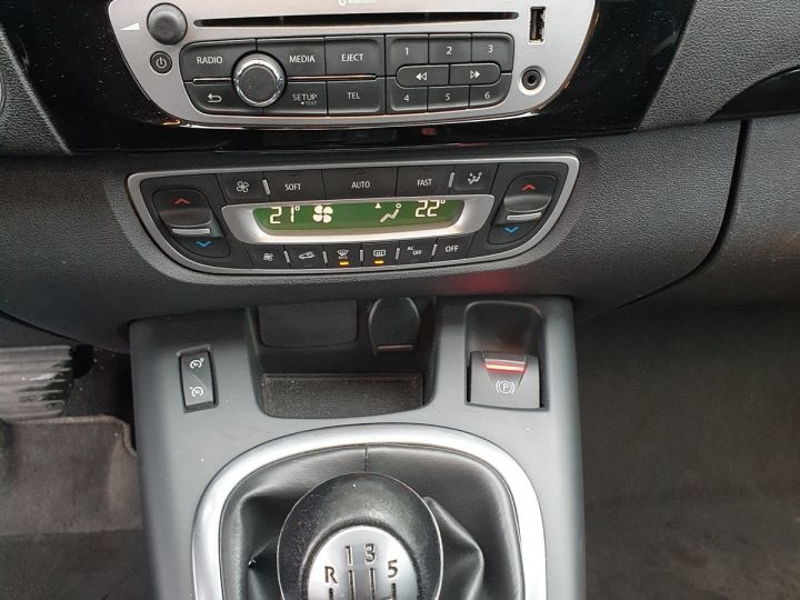 Renault Grand Scenic 3 1.5 dci 110 energy bose 7pl Gris Anthracite Occasion - 11