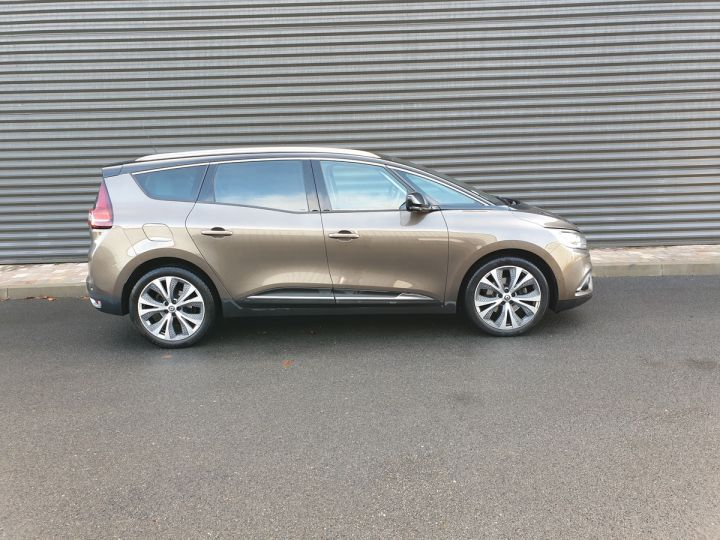 Renault Grand Scenic 4 1.6 dci 130 intens 7 places Marron Occasion - 3