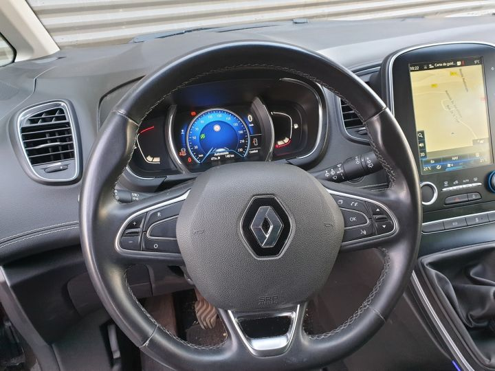 Renault Grand Scenic 4 1.6 dci 130 intens 7 places Marron Occasion - 10