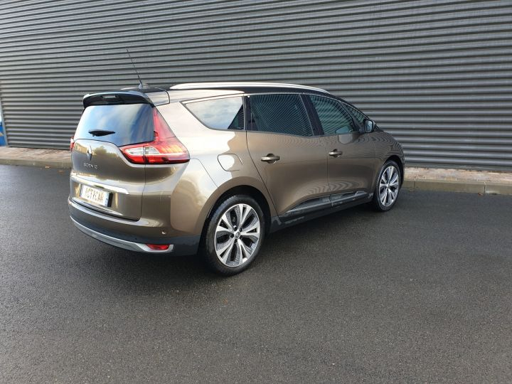 Renault Grand Scenic 4 1.6 dci 130 intens 7 places Marron Occasion - 18