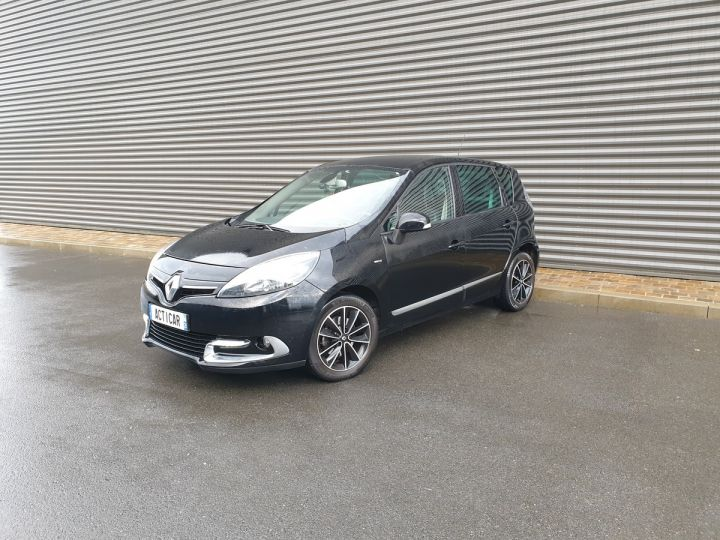 Renault Grand Scenic 4 1.6 dci 130 intens 7 places Marron Occasion - 22