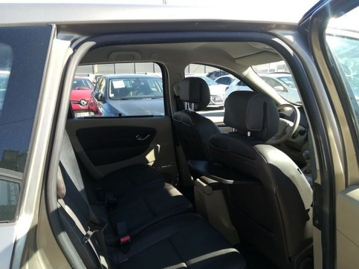 renault grand scenic exception occasion vitrolles  bouches