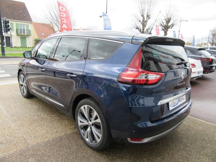 Renault Grand Scenic IV 1.3 TCE 160CH ENERGY INTENS EDC Bleu F Occasion - 3