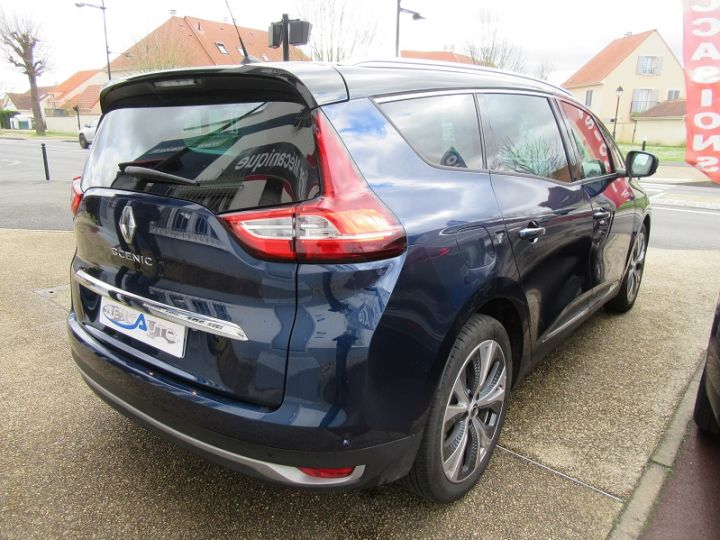 Renault Grand Scenic IV 1.3 TCE 160CH ENERGY INTENS EDC Bleu F Occasion - 9
