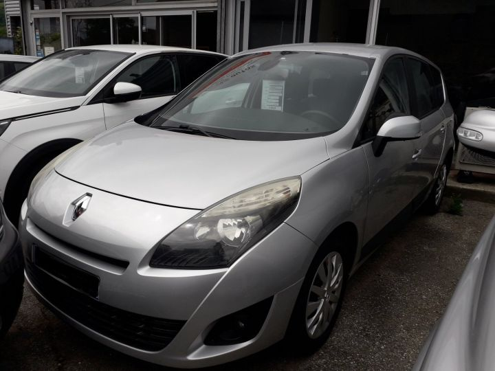 Renault Grand Scenic renault scenic III 1.5 DCI 105 EXPRESSION 7 PL gris clair - 3
