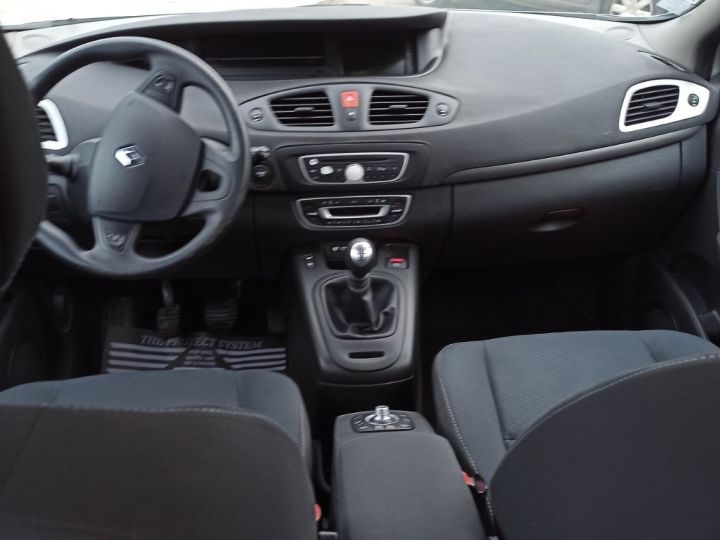 Renault Grand Scenic renault scenic III 1.5 DCI 105 EXPRESSION 7 PL gris clair - 5