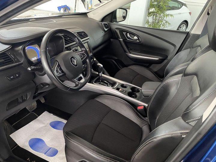 Renault Kadjar 1.2 TCE 130CH ENERGY INTENS EDC Bleu F - 9