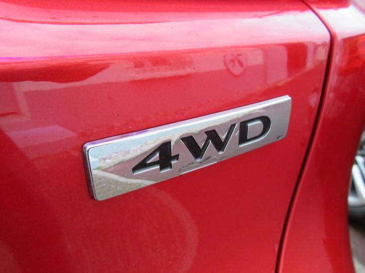 Renault Kadjar 1.6 DCI 130CH BOSE EDITION 4WD Rouge Occasion - 10