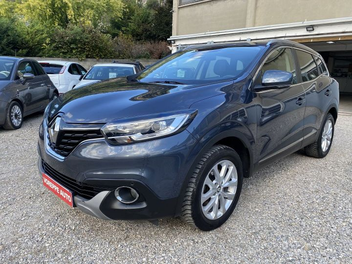 Renault Kadjar 1.6 DCI 130CH ENERGY EDITION ONE EXTENDED GRIP Gris F - 1