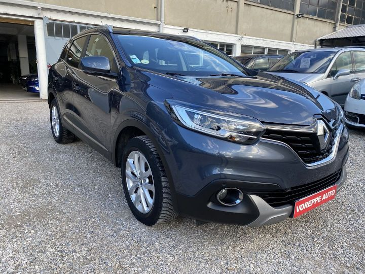 Renault Kadjar 1.6 DCI 130CH ENERGY EDITION ONE EXTENDED GRIP Gris F - 3