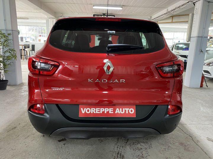 Renault Kadjar 1.6 DCI 130CH ENERGY INTENS Rouge - 5