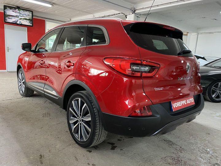 Renault Kadjar 1.6 DCI 130CH ENERGY INTENS Rouge - 6