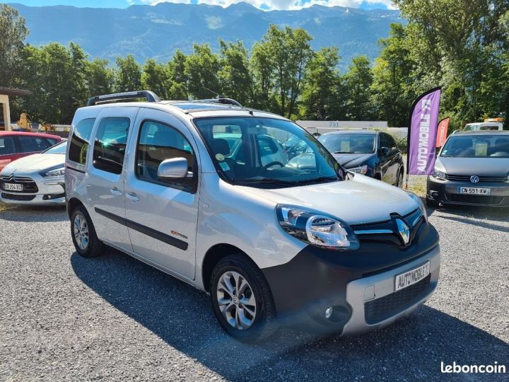 Renault Kangoo 1.5 dci 90 energy extrem 04/2017 ATTELAGE RLINK TOIT PANORAMIQUE  - 3