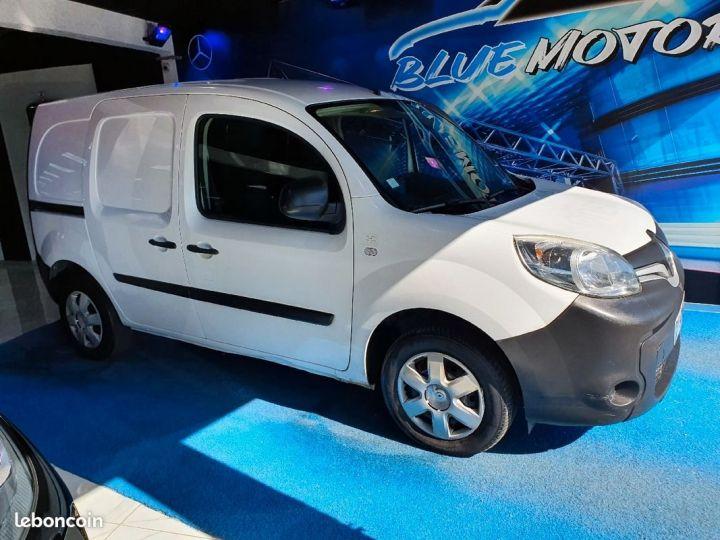 Renault Kangoo 1.5 DCI 94.500km Blanc - 1