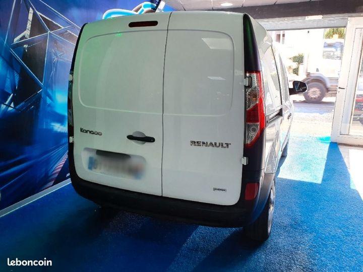 Renault Kangoo 1.5 DCI 94.500km Blanc - 2