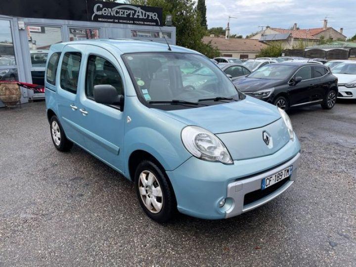 Renault Kangoo BLEU  Occasion - 2