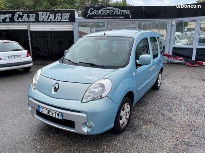 Renault Kangoo Bleu Occasion - 1