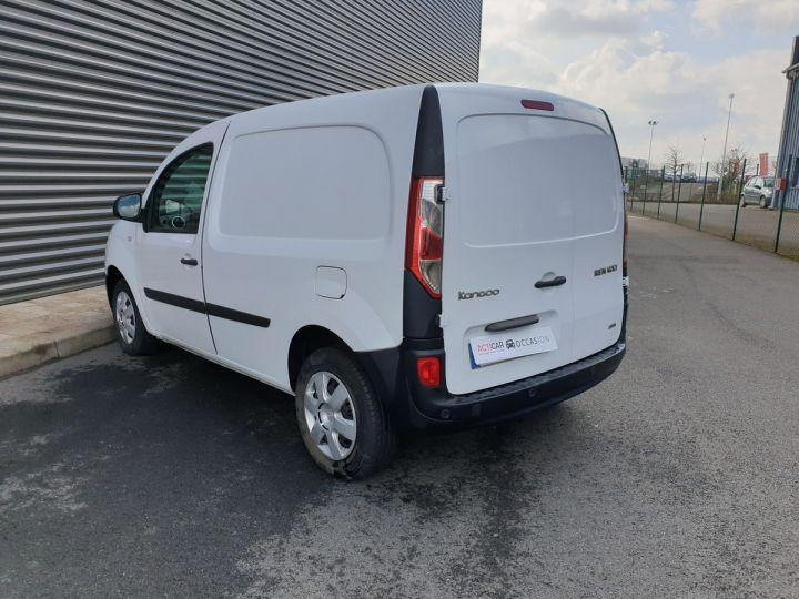 Renault Kangoo 2 EXPRESS EXTRA 1.5 DCI 75 IIIII Blanc Verni Occasion - 11