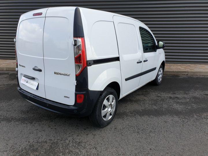 Renault Kangoo 2 EXPRESS EXTRA 1.5 DCI 75 Io Blanc Verni Occasion - 10