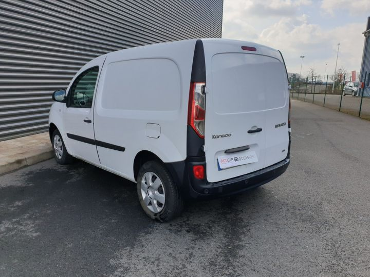 Renault Kangoo 2 EXPRESS EXTRA 1.5 DCI 75 Io Blanc Verni Occasion - 11