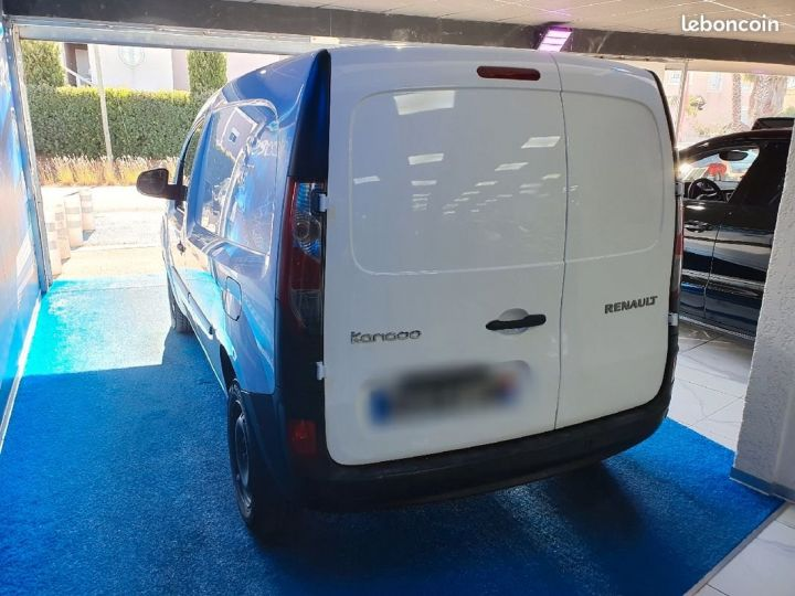 Renault Kangoo Express 1.5 DCI Extra R-Link Blanc - 2