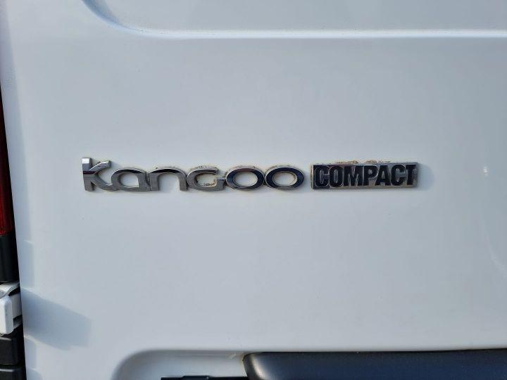 Renault Kangoo Express COMPACT 1.5 DCI 70CH EXTRA Blanc - 7