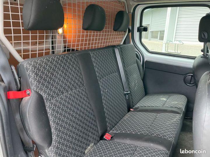 Renault Kangoo maxi 5 places cabine approfondie  - 3