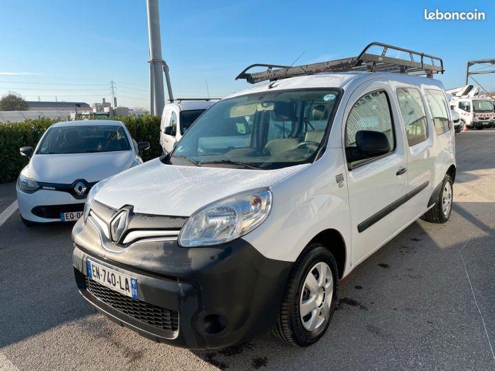 Renault Kangoo maxi cabine approfondie 5 places 11.200km  - 2
