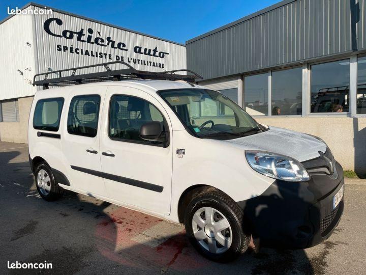 Renault Kangoo maxi cabine approfondie 5 places 11.200km  - 1
