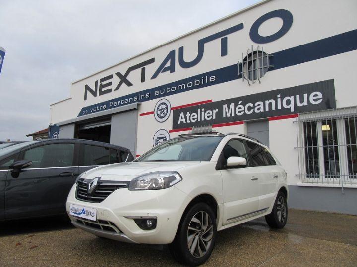 Renault KOLEOS 2.0 DCI 150CH INITIALE PARIS Blanc Occasion - 1