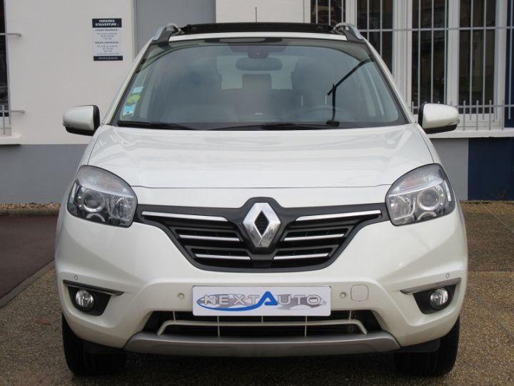 Renault KOLEOS 2.0 DCI 150CH INITIALE PARIS Blanc Occasion - 6