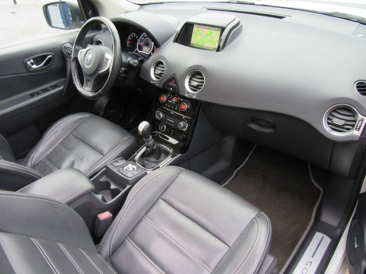 Renault KOLEOS 2.0 DCI 150CH INITIALE PARIS Blanc Occasion - 19