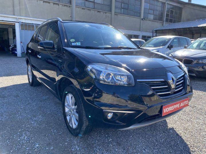 Renault Koleos 2.0 DCI 150CH LIMITED Noir - 3