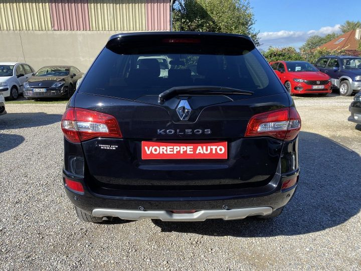 Renault Koleos 2.0 DCI 150CH LIMITED Noir - 5