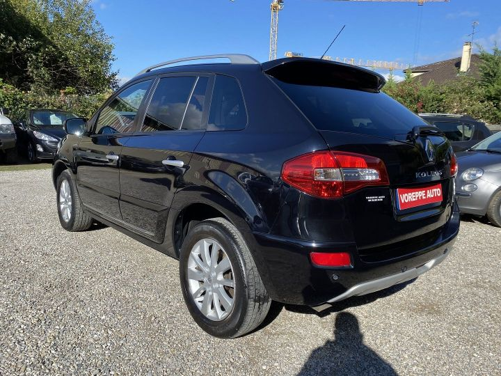 Renault Koleos 2.0 DCI 150CH LIMITED Noir - 6