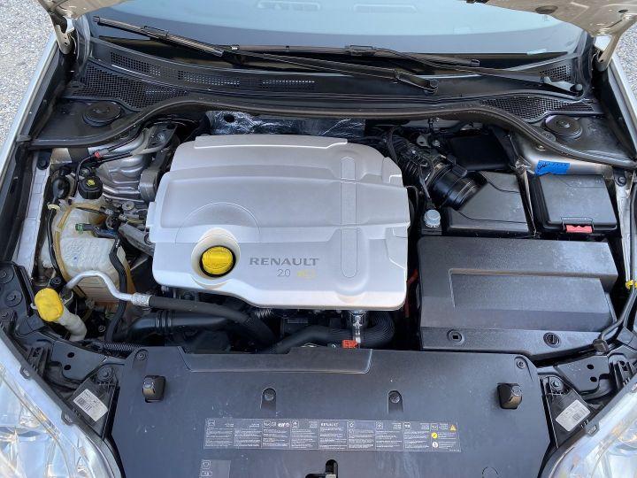 Renault Laguna 2.0 DCI 130CH FAP CARMINAT Gris C - 14