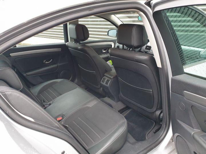 Renault Laguna 3 1.5 dci 110 business Gris Occasion - 7