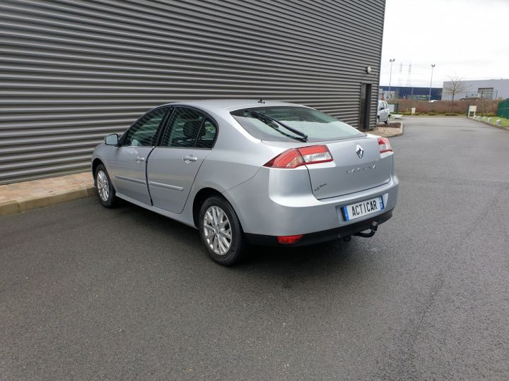 Renault Laguna 3 1.5 dci 110 business ii Gris Occasion - 19