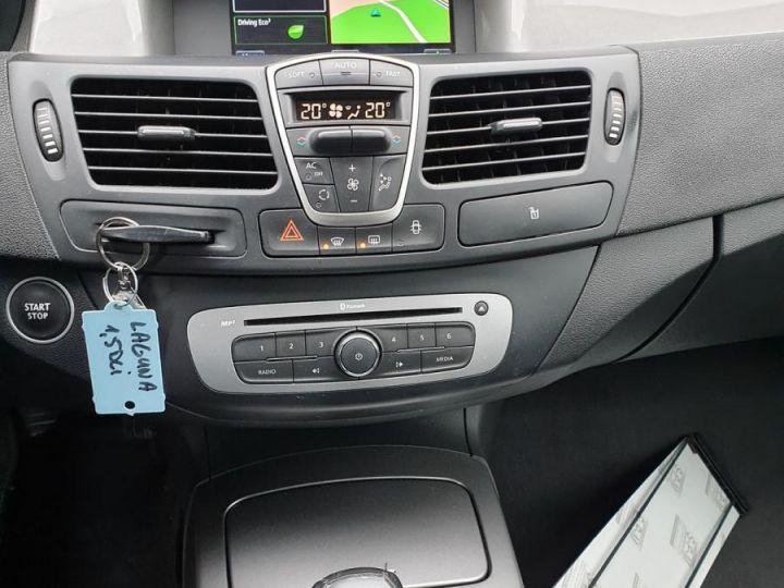 Renault Laguna 3 1.5 dci 110 business iiii Gris Occasion - 11