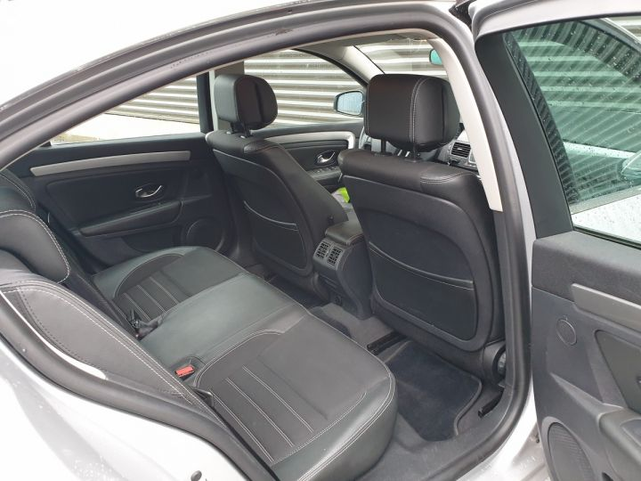 Renault Laguna 3 1.5 dci 110 business q Gris Occasion - 7