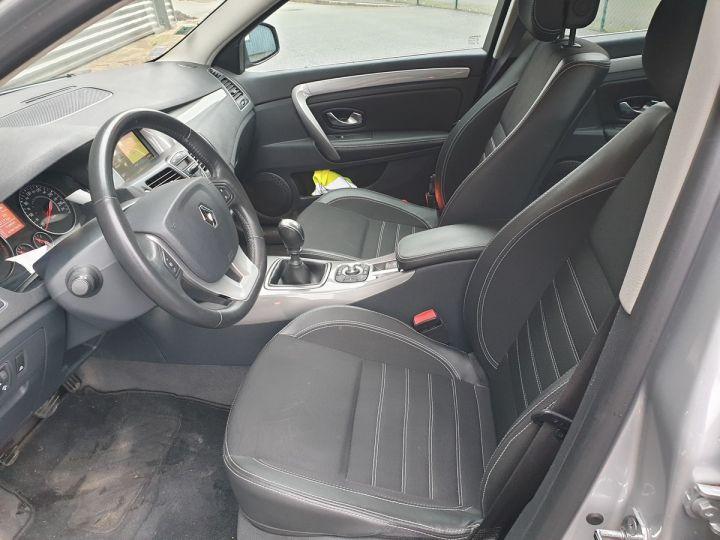 Renault Laguna 3 1.5 dci 110 business q Gris Occasion - 8