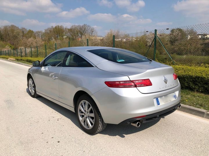Renault LAGUNA 3 COUPE 2.0 DCI 150 DYNAMIC Gris Occasion - 3