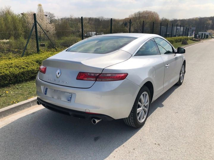 Renault LAGUNA 3 COUPE 2.0 DCI 150 DYNAMIC Gris Occasion - 6