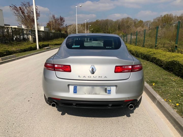Renault LAGUNA 3 COUPE 2.0 DCI 150 DYNAMIC Gris Occasion - 10