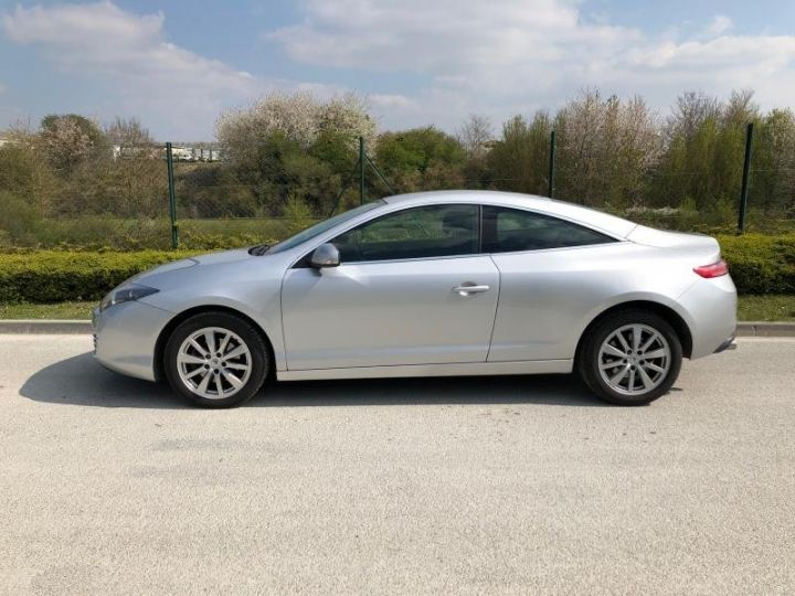 Renault LAGUNA 3 COUPE III COUPE 2.0 DCI 150 DYNAMIQUE Gris Occasion - 4