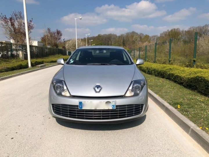 Renault LAGUNA 3 COUPE III COUPE 2.0 DCI 150 DYNAMIQUE Gris Occasion - 9