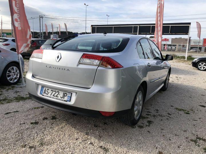 Renault Laguna CARMINAT TOMTOM GRIS METAL Occasion - 4