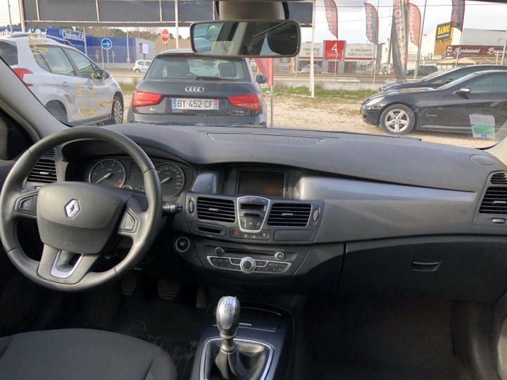 Renault Laguna CARMINAT TOMTOM GRIS METAL Occasion - 5