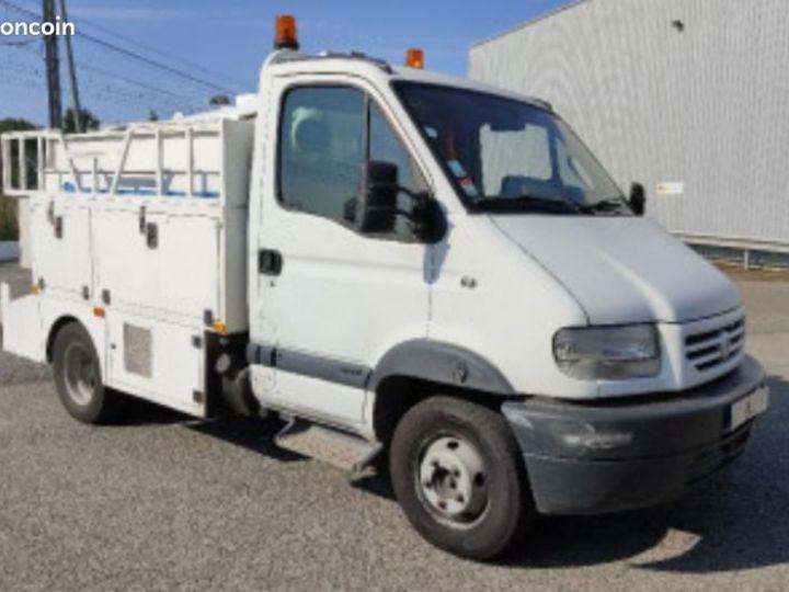 Renault Mascott hydrocureur 7t5  - 1